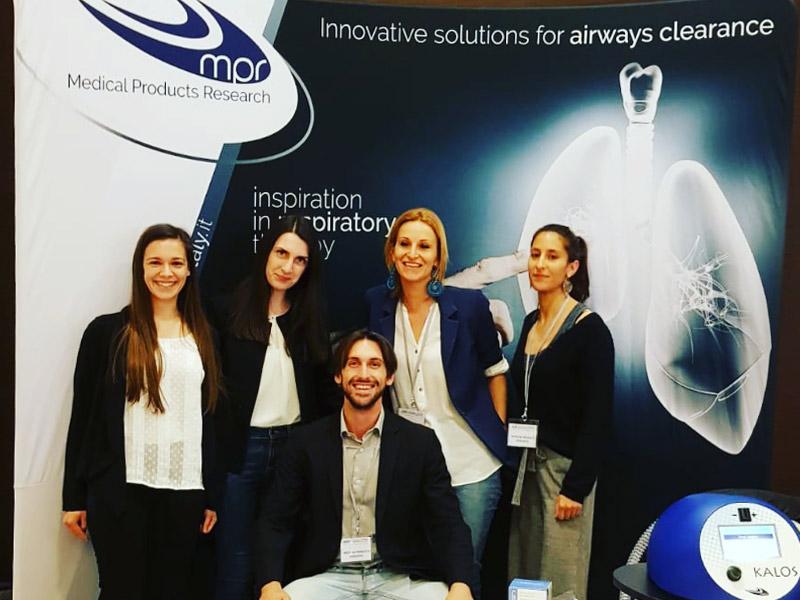 Congresso Internazionale sulla fisioterapia respiratoria