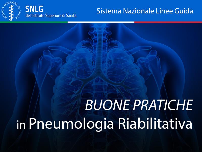 Raccomandazioni Pneumologia Riabilitativa